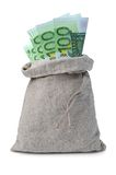 Money Sack Royalty Free Stock Image