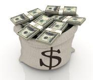 Money Sack Stock Photos