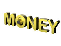 Money safe concept Stock Photography