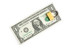 Money for safety and investment Stock Photos