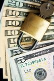 Money for safety and investment Stock Photography