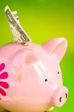 Money saved Stock Image