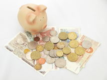 Money saving Stock Photography