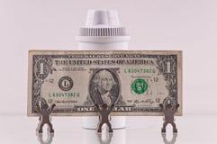 Money Saving Royalty Free Stock Photo