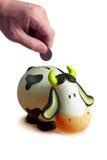Money saving Royalty Free Stock Images