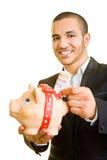 money saving Στοκ εικόνα με δικαίωμα ελεύθερης χρήσης