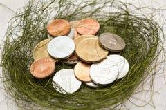 Money saving concept Stock Photo