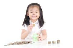 Money saving concept. Stock Image