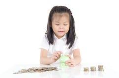 Money saving concept. Royalty Free Stock Photo