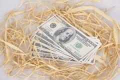 Money Saving Royalty Free Stock Photos