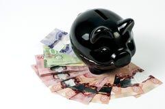 Money and saving Stock Photos