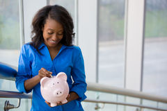 Money savings Stock Photography