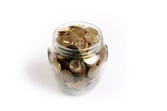 Money savings Stock Image