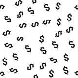 Money seamless pattern cover. Money icon creative design. Wallpaper, web design, textile, printing and UI and UX usage. Money seamless pattern cover. Money icon royalty free illustration