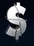 Money secure concept Stock Images