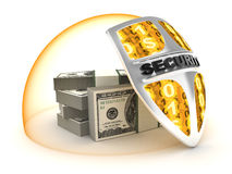 Money security Stock Images