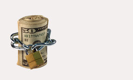 Money security Stock Image