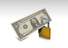 Money Security E-commerce Royalty Free Stock Photos