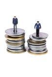 Money security Stock Photo