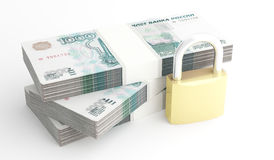 Money and security. Stock Photography