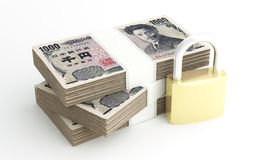 Money and security. Stock Images