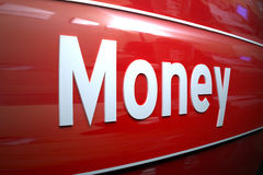 Money sign Stock Photography