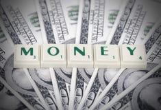 Money sing Royalty Free Stock Image