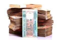 Money stack Stock Image