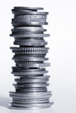 Money stack Royalty Free Stock Image
