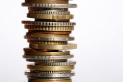 Money stack Royalty Free Stock Photography