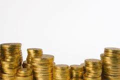 Money Stacks Stock Photography