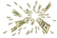 Money supply. Royalty Free Stock Photo