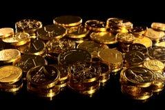 Money sweets. Stock Photos