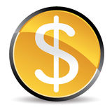 Money symbol Stock Photography