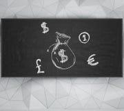Money symbol Stock Photos