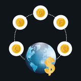 Money symbol currency Royalty Free Stock Photo