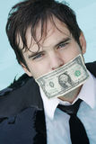 Money Talks Stock Images