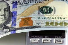 Money talks concept image Stock Images