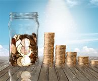 Money. Tax background inflation payment value annuity stock photos