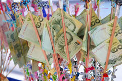 Money thai Royalty Free Stock Photography