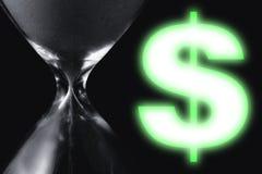 money time 免版税库存图片