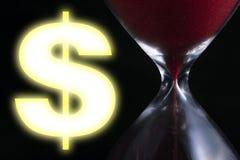 money time Стоковые Фотографии RF