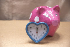 Money time Royalty Free Stock Photography