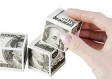 Money toys Stock Photography