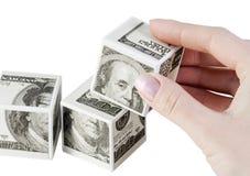 Free Money Toys Stock Photography - 13639722