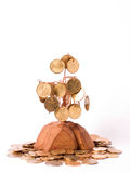 Money tree Royalty Free Stock Photography