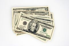 Money us Royalty Free Stock Photography