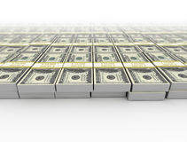 Money us dollars background Royalty Free Stock Photo