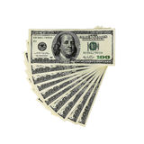 Money - USD -  One Thousand Dollars Stock Image