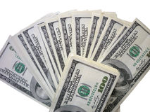 Money USD Royalty Free Stock Image